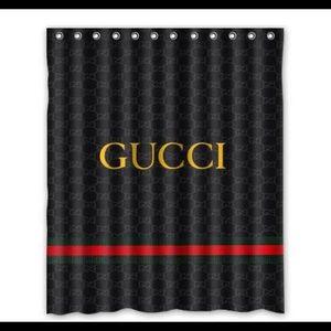 Shower curtain (Gucci)